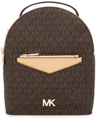MICHAEL Michael Kors printed logo backpack