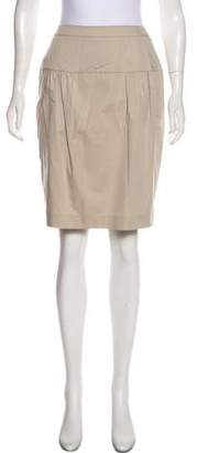 Burberry Knee-Length Pencil Skirt w/ Tags