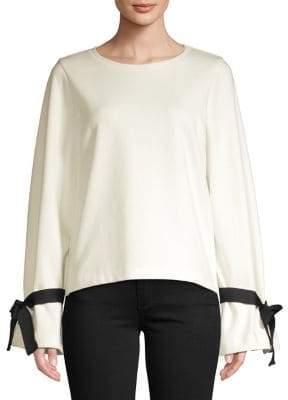 J. Crew Mercantile Cotton Long-Sleeve Sweatshirt