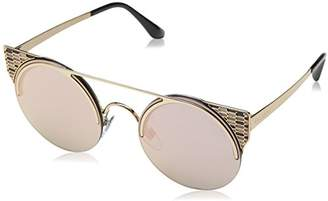 Bulgari Women's 0BV6088 20144Z Sunglasses
