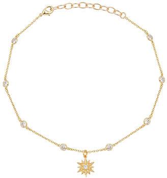 Frasier Sterling Baby Starburst Necklace