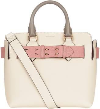 Burberry Small Leather Tri-Tone Belt Bag