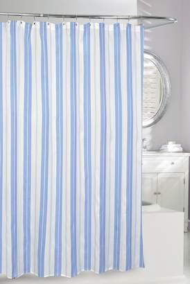 Moda At Home Striped Yarn Dye Shower Curtain