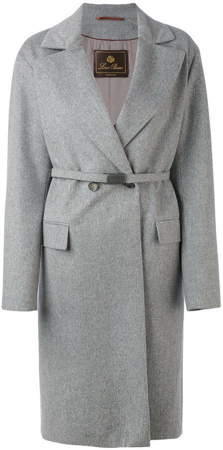 Loro Piana Leros coat