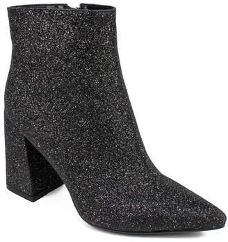 Seven Dials Felicia Glitter Booties Women Shoes