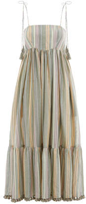 Zimmermann Juniper Rainbow Dress