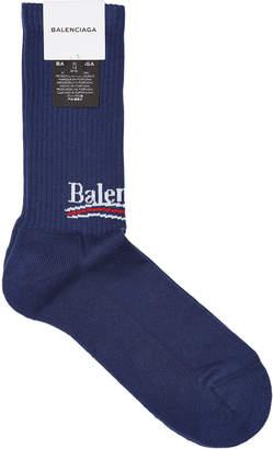 Balenciaga Cotton Socks