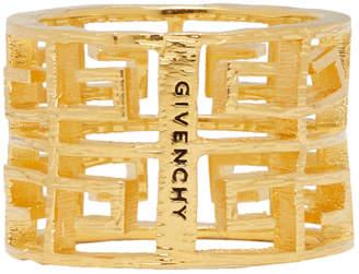 Givenchy Gold 4G Ring