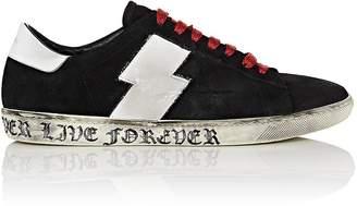 Amiri Men's Viper Oiled Suede Sneakers