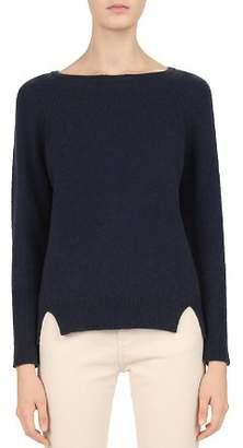 Gerard Darel Cateline Cashmere Boat-Neck Sweater