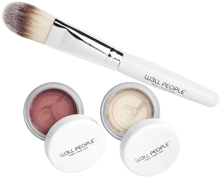 W3ll People Universalist Deluxe Pot Duo With Brush ($78 value) 1 set