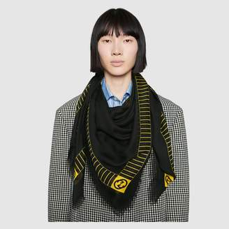 Gucci Shawl with Pittsburgh PiratesTM