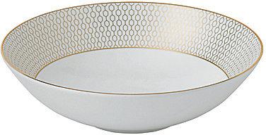 WedgwoodWedgwood Arris Geometric Bone China Soup/Cereal Bowl