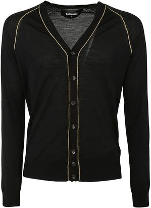 DSQUARED2 Buttoned Cardigan