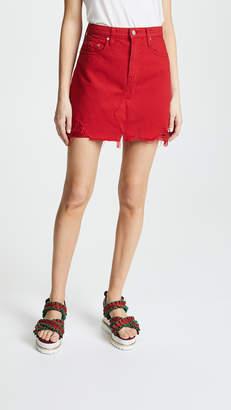Nobody Denim The Piper Denim Skirt