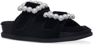 Carvela Candy Velvet Sandals