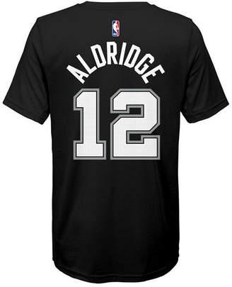 Nike Lamarcus Aldridge San Antonio Spurs Icon Name & Number T-Shirt, Big Boys