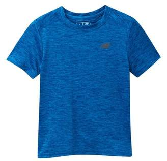New Balance Short Sleeve Cationic Performance Tee (Little Boys & Big Boys)