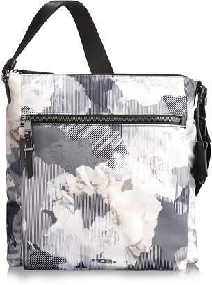 Tumi Voyageur - Canton Print Nylon Crossbody Bag