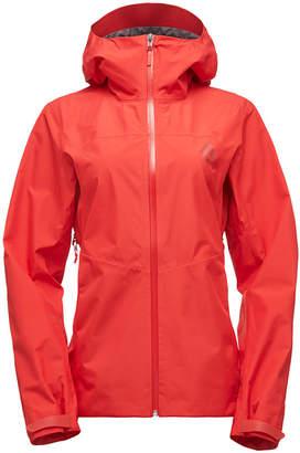 Black Diamond Women's Liquid Point Shell Jacket from Eastern Mountain Sports