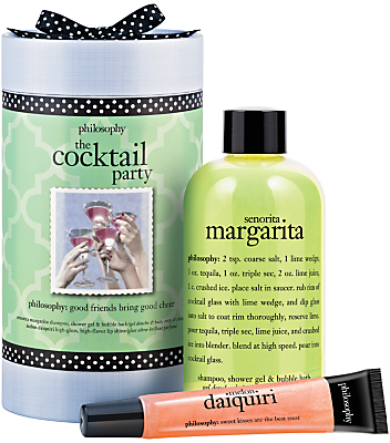 philosophy Cocktail Party Gift Set