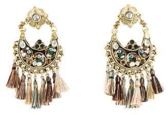 Gas Bijoux Eventail Earrings