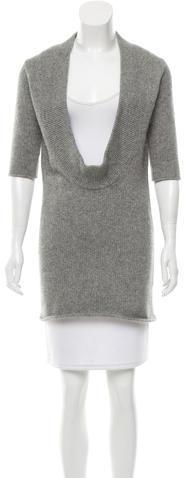 3.1 Phillip Lim3.1 Phillip Lim Cashmere-Blend Scoop Neck Sweater