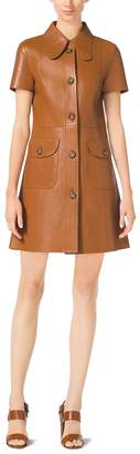 Michael Kors Calf Leather Dress