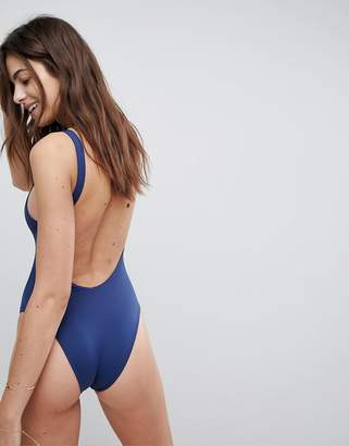 Vitamin A Open Back Swimsuit