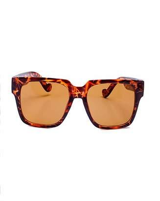 216abc2b36 Divine Lydia Retro Geek Style Sunglasses