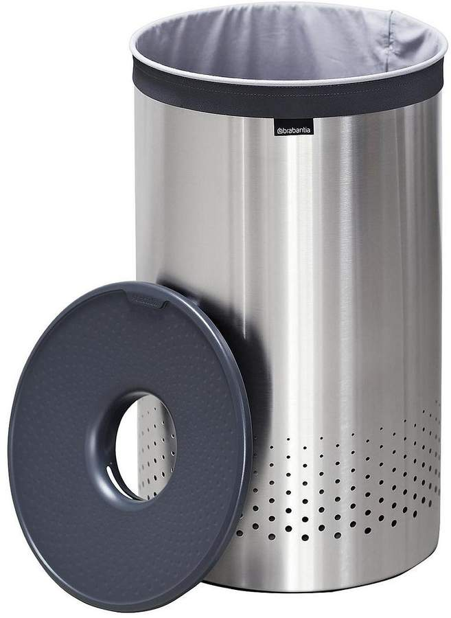 Laundry Bin 60-Litre With Removable Laundry Bag