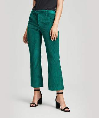 Isabel Marant Moreo Cord Trousers