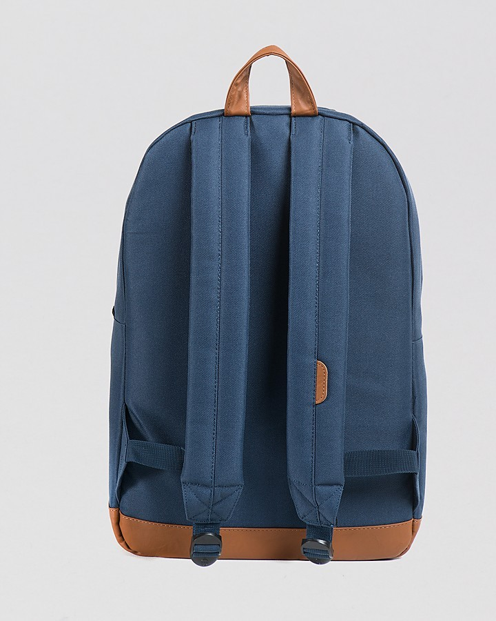 Herschel Pop Quiz Suede Bottom - Navy