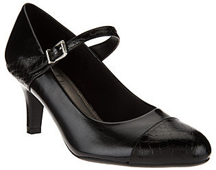 LifeStride Life Stride Mary Jane Mid Heel Pumps - Petra $15.48 thestylecure.com