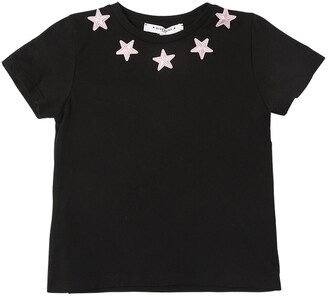 Givenchy Stars Cotton Modal Jersey T-Shirt