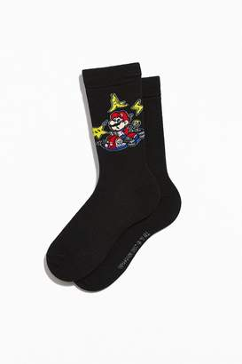 Urban Outfitters Mario Kart Sock