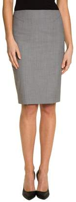 Le Château Women's Fitted Pencil Skirt