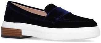 Tod's Velvet XL Loafers