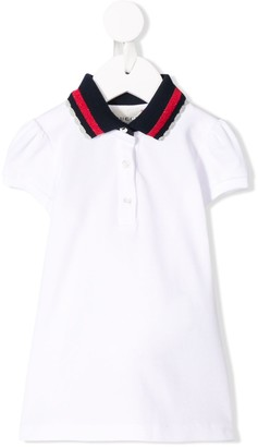 Gucci Kids shortsleeved casual dress