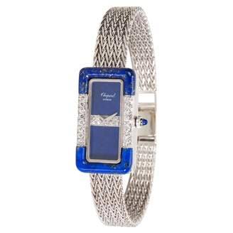 Chopard White gold watch