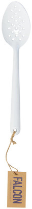 Falcon Serving Slotted Spoon - Ice White