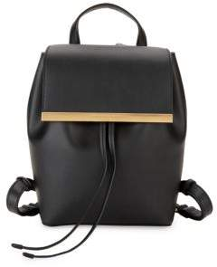 Donna Karan Mally Leather Backpack