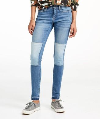 L.L. Bean L.L.Bean Women's Signature Premium Skinny Ankle Jeans