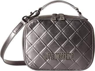 Love Moschino Embossed Crossbody