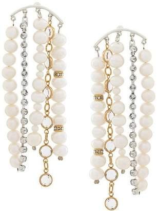 Magda Butrym Narcissus earrings