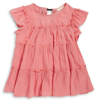 Soprano Girls 7-16 Girls Crinkle Top $38 thestylecure.com