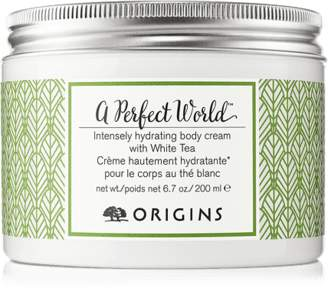 Origins A Perfect WorldTM Intensely Hydrating Body Cream with White Tea
