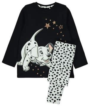 George Black 101 Dalmatian Pyjama Set