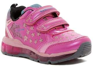 Geox Android Light Up Sneaker (Toddler, Little Kid, & Big Kid)