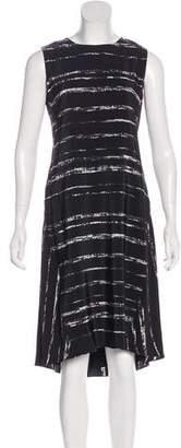 Vince Sleeveless Knee-Length Dress